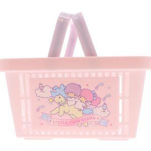 Sanrio Little Twin Stars Basket: Small